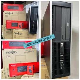 HP i5 FULL PC/GRAPHICS CARD FREE(AMD RADEON HD)/ 1 YEAR WARRANTY