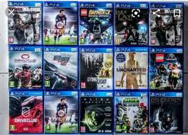 All PS4 Games Available at Discounted Prices
