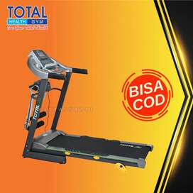 treadmill elektrik tl 288 treadmil 2 hp total COD Cilacap