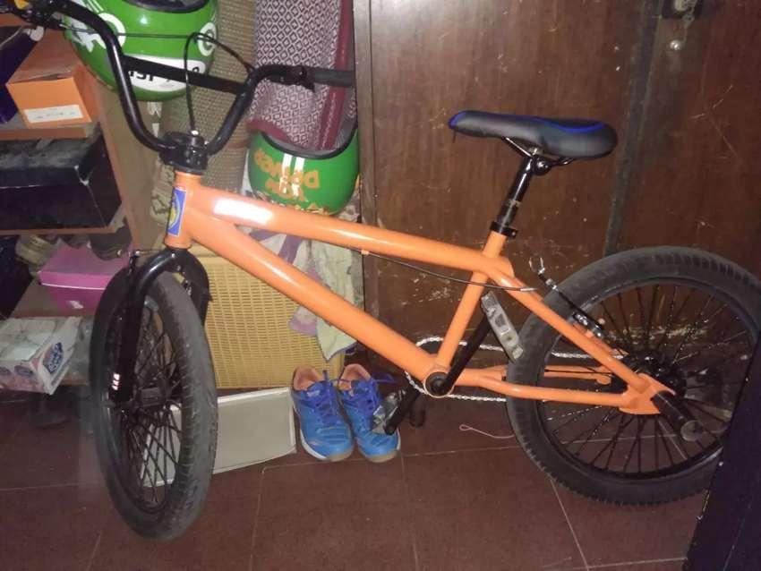 united bmx orange 0