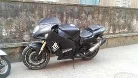 Hyosung 2005 - modified