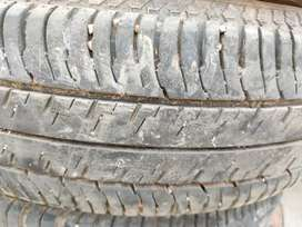 Swift 4 tyre 14 r good contion 80 /: