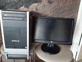 HCL core i3Computer