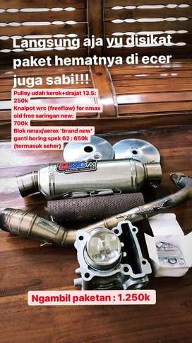 spare part nmax