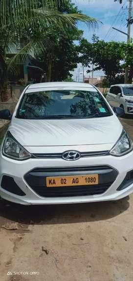 Hyundai Xcent 2017 Diesel 108000 Km Driven