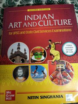 UPSC, Indian Art and Culture