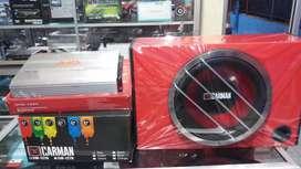 Paket Subwoofer Carman 12 Inchi