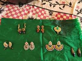 Earrings for ocassional wear