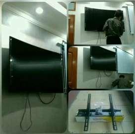 sedia bracket standar buat TV lcd dan LED