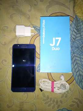 Samsung J7 duo 3 / 32