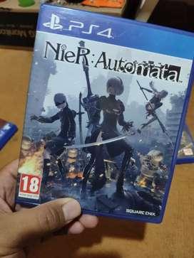 BD Nier Automata PS4 mulus gila