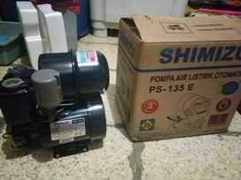 Pompa air listrik SHIMIZU BARU