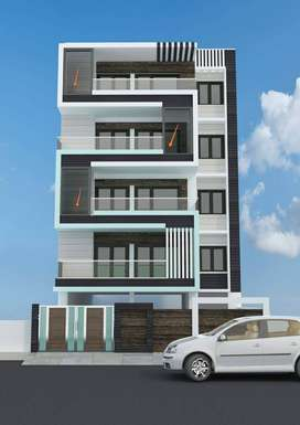 2 BHK Flat in Ashok Vihar Gurgaon