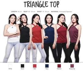 Triangle Top NAVY