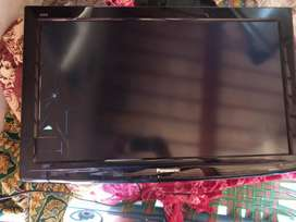 Its Panasonic LCD TV and its damaged have panel