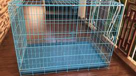 Smart pet dog cage 36 inches