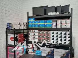 GRATIS PEMASANGAN CCTV OUTDOOR FULL COLOR GARANSI RESMI