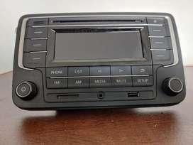 Volkswagen original audio player