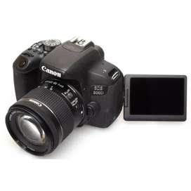 HCI - Kredit Kamera Canon 800D + Bonus