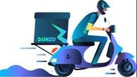 Hiring delivery executives across Bangalore