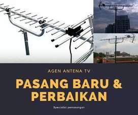 Toko lengkap pasang antena tv jambe