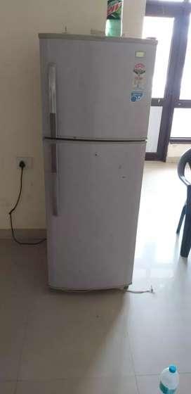 LG Double door fridge