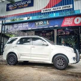 Velg Mobil Rush bisa dicicil ring 16 HSR di toko Velg Mobil Banda Aceh
