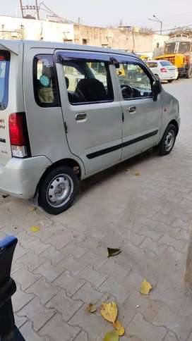 Maruti Suzuki Wagon R 2002 Petrol Well Maintained