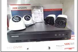 CCTV Hikvision Harga Ekonomis Terjangkau