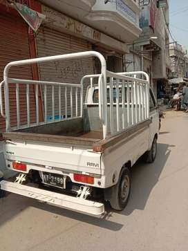 Suzuki pickup, model:2014 with hud in good condition.
