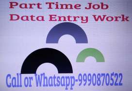 OFFLINE DATA ENTRY> ms.word job from home  Call or whatsapp to joining