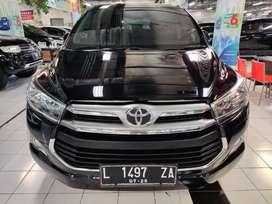 Toyota Kijang Innova Reborn 2.4 tipe V Matic Diesel Hitam 2017 Odo.66k