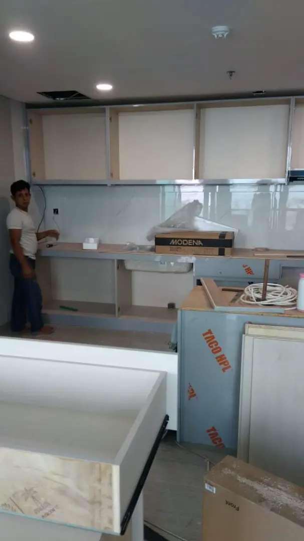 Furniture kitchenset