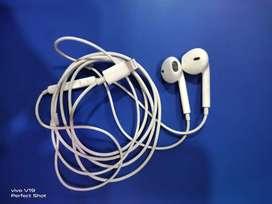 Original iphone earphone