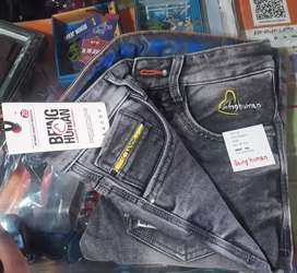 Brand jeans available