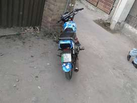 Yamaha Junoon 100 cc YD Good Condition 19.5k fnf