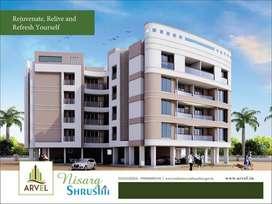 Big  2 BHK  Flats  For Sale in  Palghar West, Nisarg Shrushti