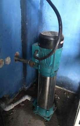 Mesin steam leopump usaha cucian mobil dan motor