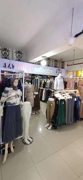Butik AUDY Collection lantai dasar Mall Bumi Kedaton/MBK