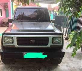 Daihatsu Feroza 1994 (Jeep - LONG)