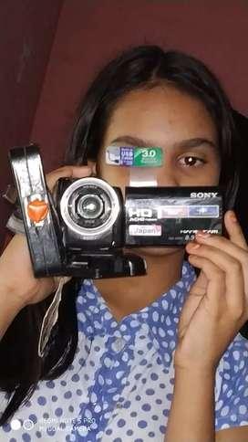 SONY video camara HD proffetional