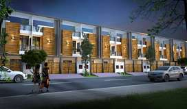 3BHK Duplex Villa in Mansarovar for sale