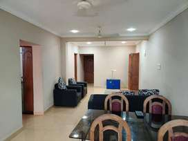 Available 3bhk flat for rent at Porvorim