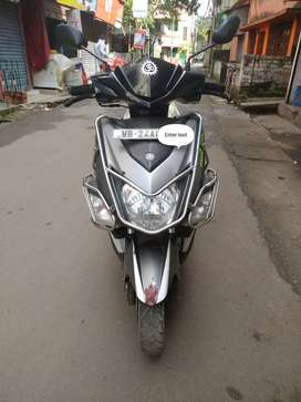 my new yamaha zr (disk)