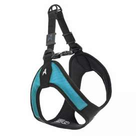 Gooby Escape Free Easy Fit Dog Harness. Imported Made in USA.