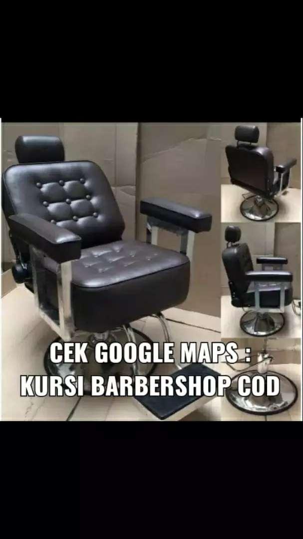 Kursi barber barbershop salon hidrolik dll. Harga mulai 3,2 jt.MALUKU 0