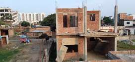 HOUSE SALE ONLY 45 LAKH FAIZABAD ROAD LUCKNOW