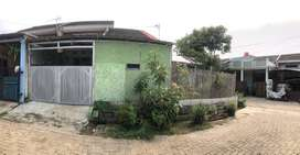 Dijual Rumah Hoek (Nego) Cluster Mutiara Curug 1 Tangerang