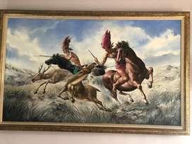 Lukisan Legendaris karya Marthen Pattilima