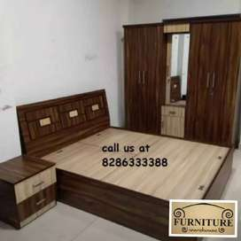 Brand new bedroom set at factory rates